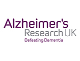 Alzheimer's Research UK is our chosen charity for 2015