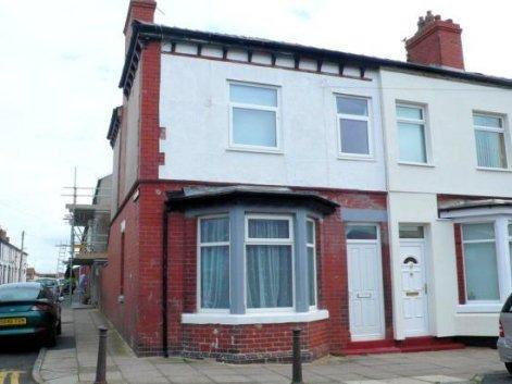 Cecil Street, Blackpool, Lancashire