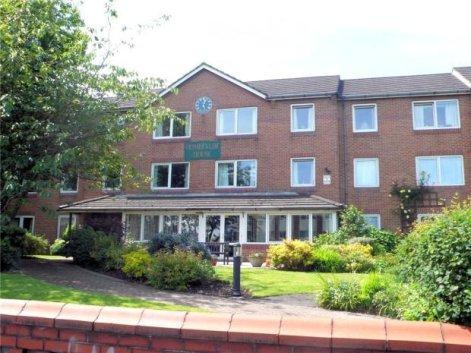 54 Holmefylde House, Whitegate Drive, Blackpool, Lancashire