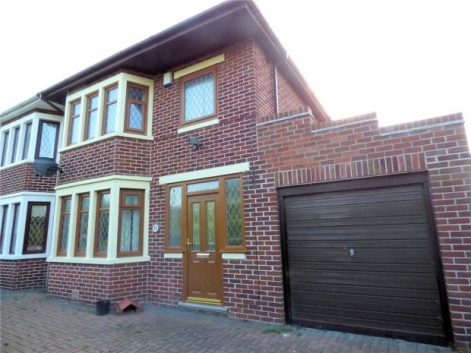 Wheatlands Crescent, Marton, Blackpool