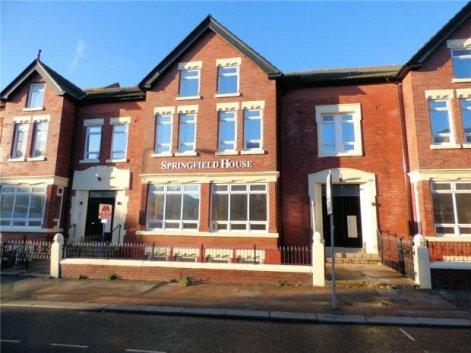 APARTMENT BLOCK, Springfield House, Springfield Road, Blackpool, Lancashire
