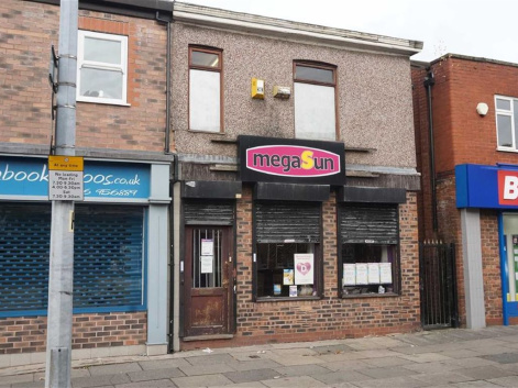 Liverpool Road, Eccles Manchester, Manchester