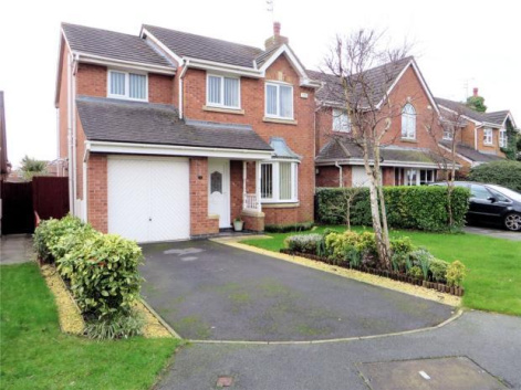Emerald Close, Whiteholme, Thornton-Cleveleys