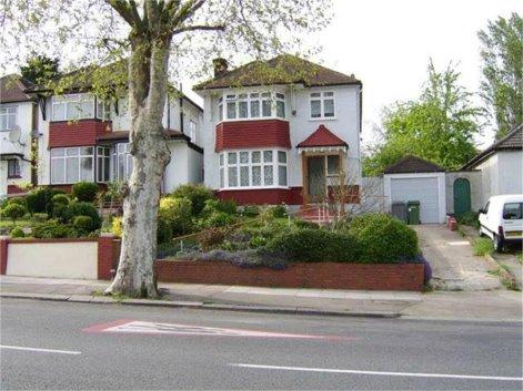 Dollis Hill Lane, London