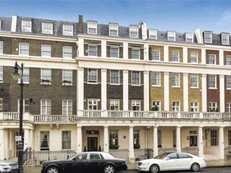 Eaton Place Belgravia London SW1