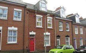 Portland Street, Exeter, Devon, EX1 photo