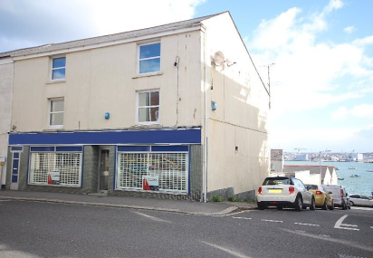 Shop Premises, 7-8 Fore Street, Torpoint