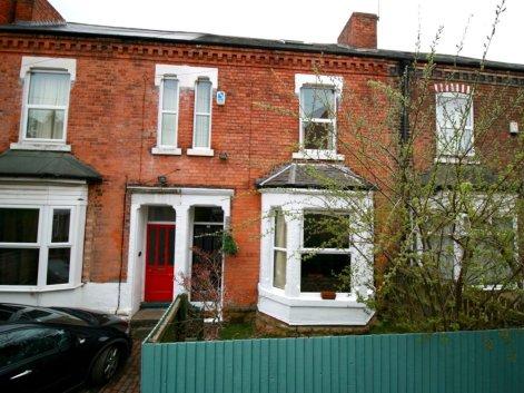 Chestnut Avenue, Hall Croft, Beeston