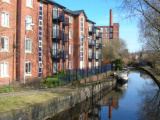 Canal Side Walk, Ashton Under Lyne