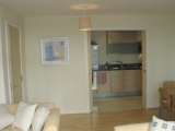 Luxury 1 bed serviced apartment 7 night stay