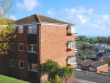 Top floor apartment in the Lyme View area of Babbacombe
