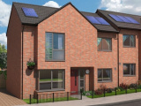 Plot 12 - help to buy scheme 80/20, The Elliott at Brunswick Place, Brunswick Place, Brunswick Road, Handsworth, Handswo