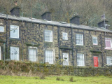 Calliswood Bottom, Charlestown, Hebden Bridge, HX7