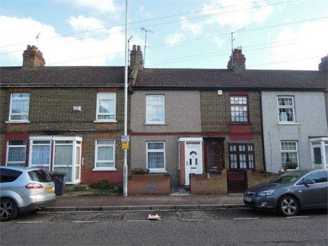 King Edwards Road, Barking, Essex