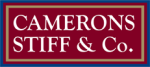 Camerons Stiff &amp; Co logo