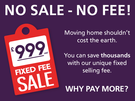 Sell your home for a fixed all in one cost!