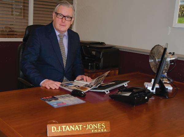 Tanant Jones