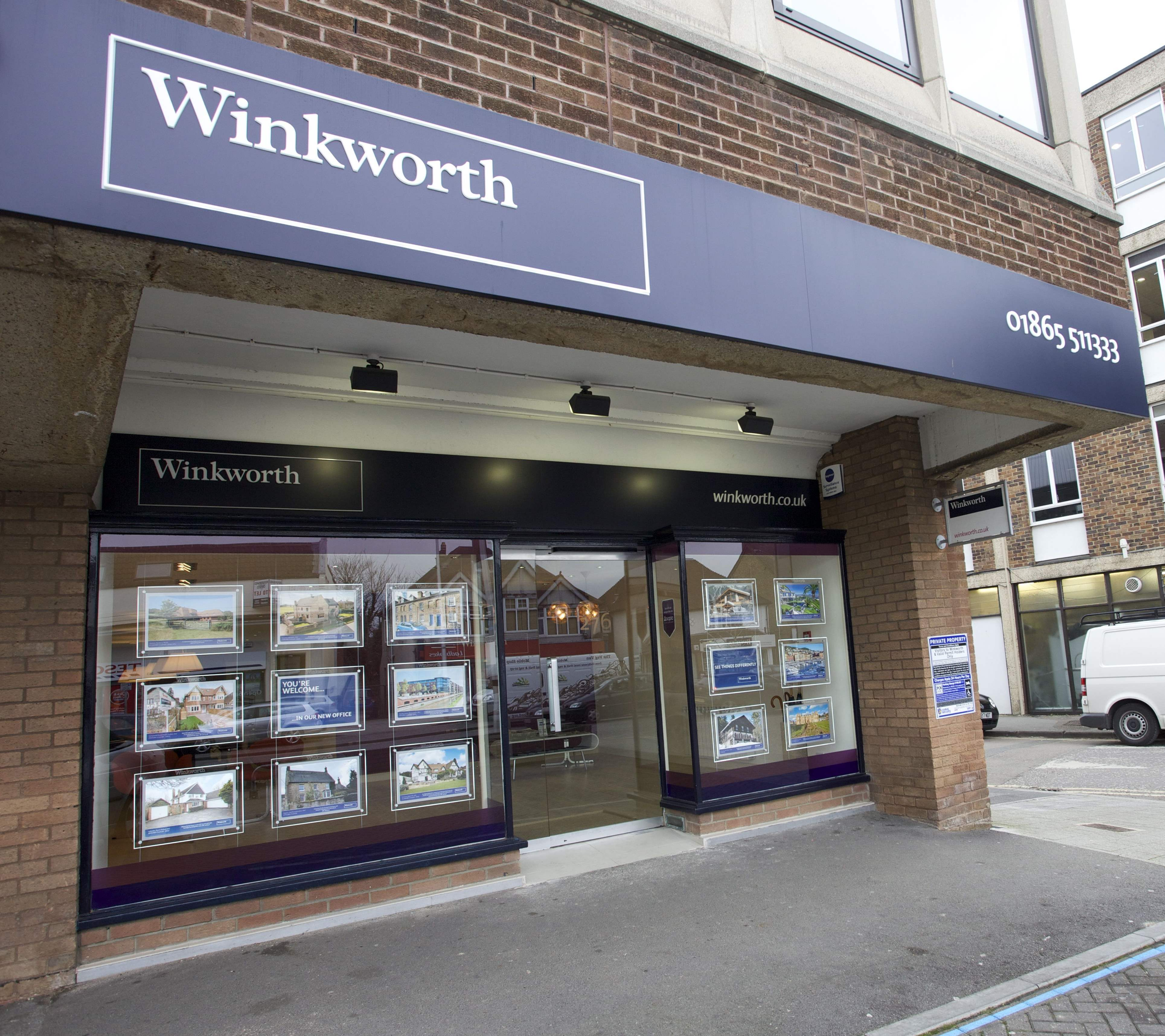 Our office on Banbury Road #1