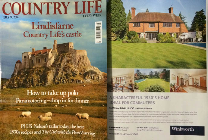 Countrylifead