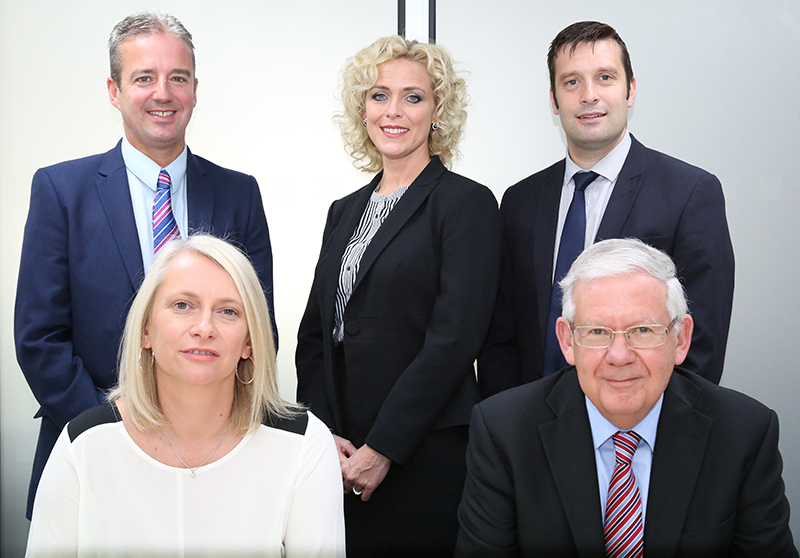 db roberts senior management team
