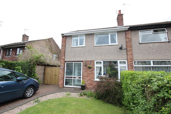 Semi detached house in Keyworth