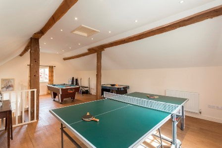 Country home for sale games room