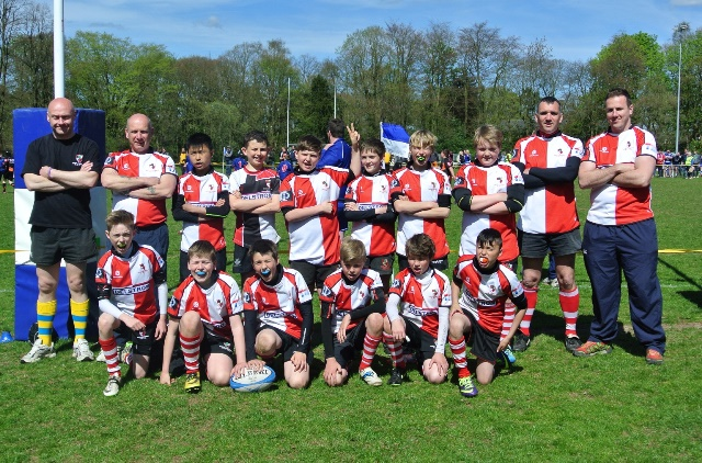Barton under Needwood Rugby Club