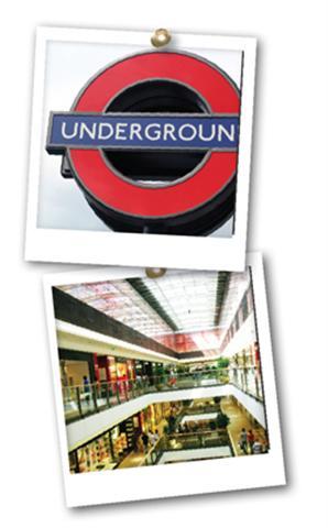 Brook_Green_Shepherds_Bush_London_noticeboard_tube_westfield