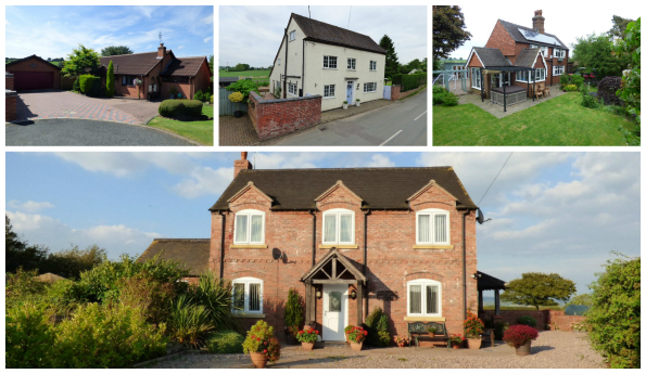 Properties for sale in Church Leigh, Staffordshire