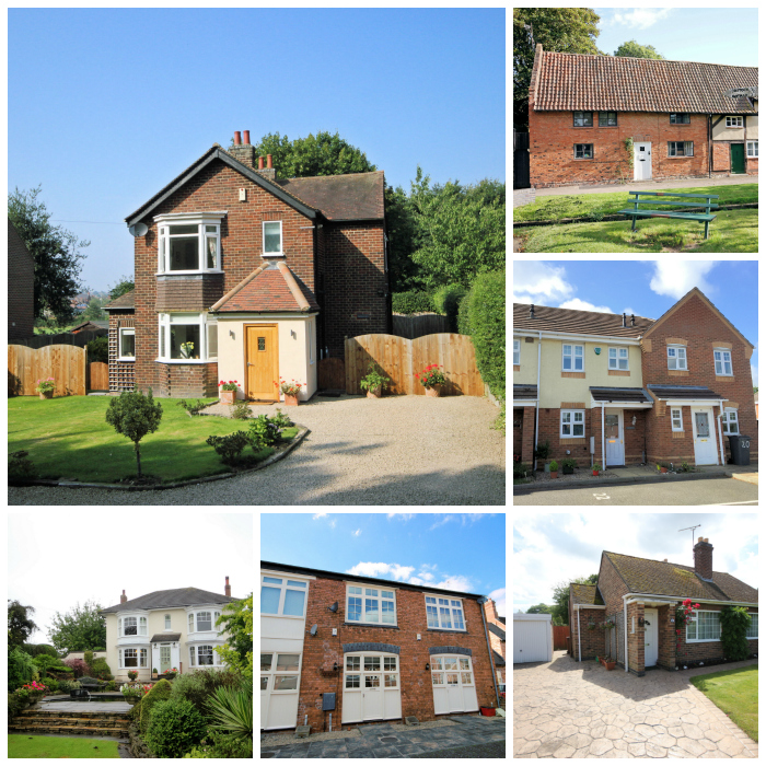 Properties for sale in the Midlands