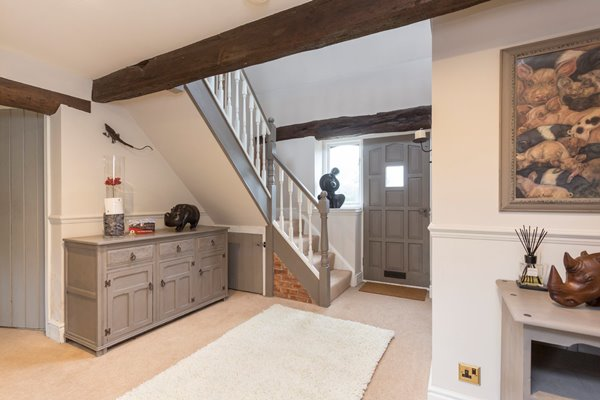 Beautiful Barn Conversion in South Derbyshire John German Estate