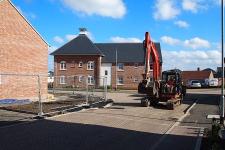 New homes development