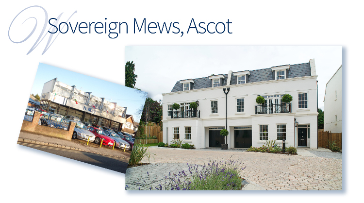 Waterfords Estate Agents Sovereign Mews