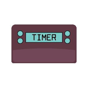 Heating Timer