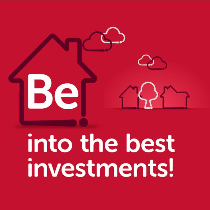 be into the best investments