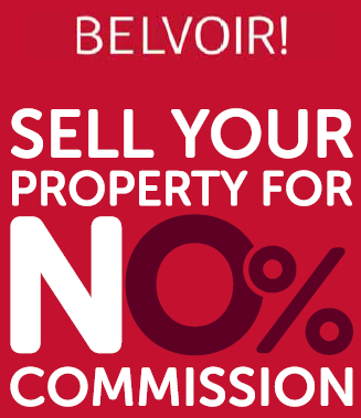 Sell your property for no commission