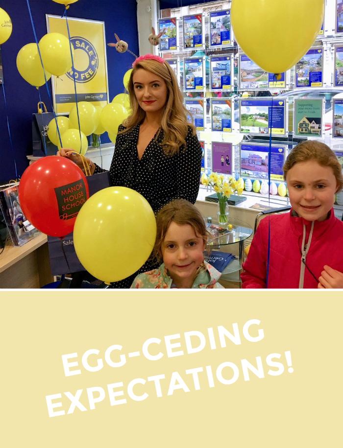 Ashby Easter Egg Hunt 2018