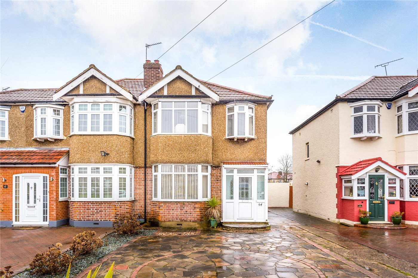 Three bedroom semi-detached home in Enfield