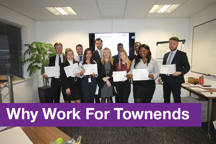 Why work for Townends Estate Agents