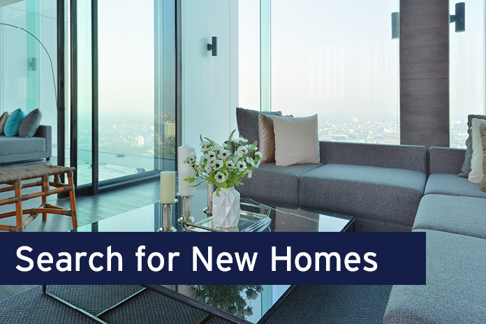 Search for new homes