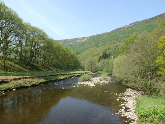 The beautiful Brecon Beacon National Park