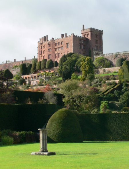 The Iconic Powys Castle