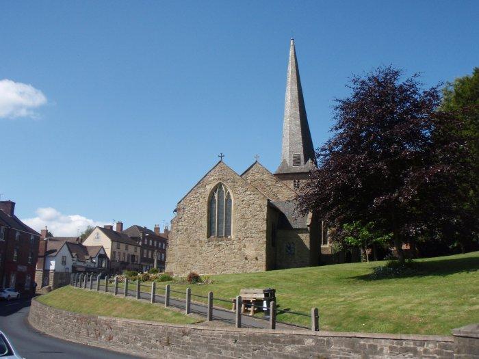 Cleobury Mortimer Church