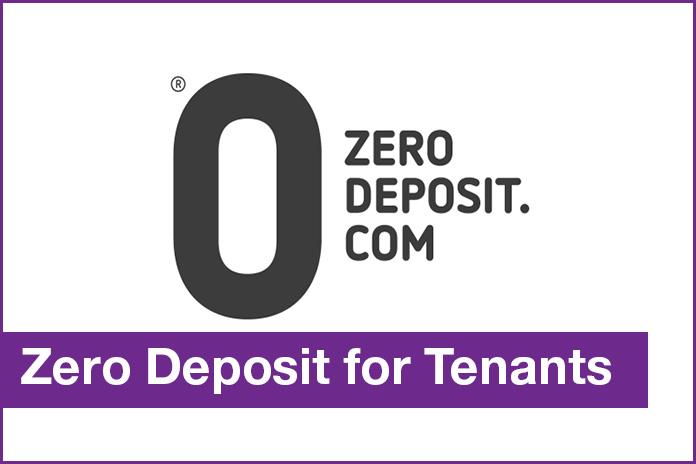 Zero Deposit Tenants