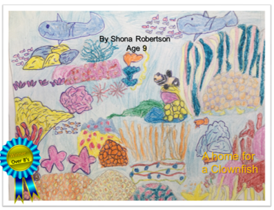 Home for Nemo by Shona Robertson, Age 9