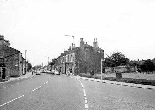 Leodis, archive photo chapeltown
