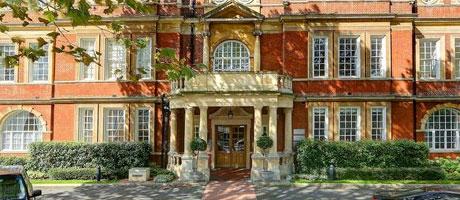 Victorian flats battersea