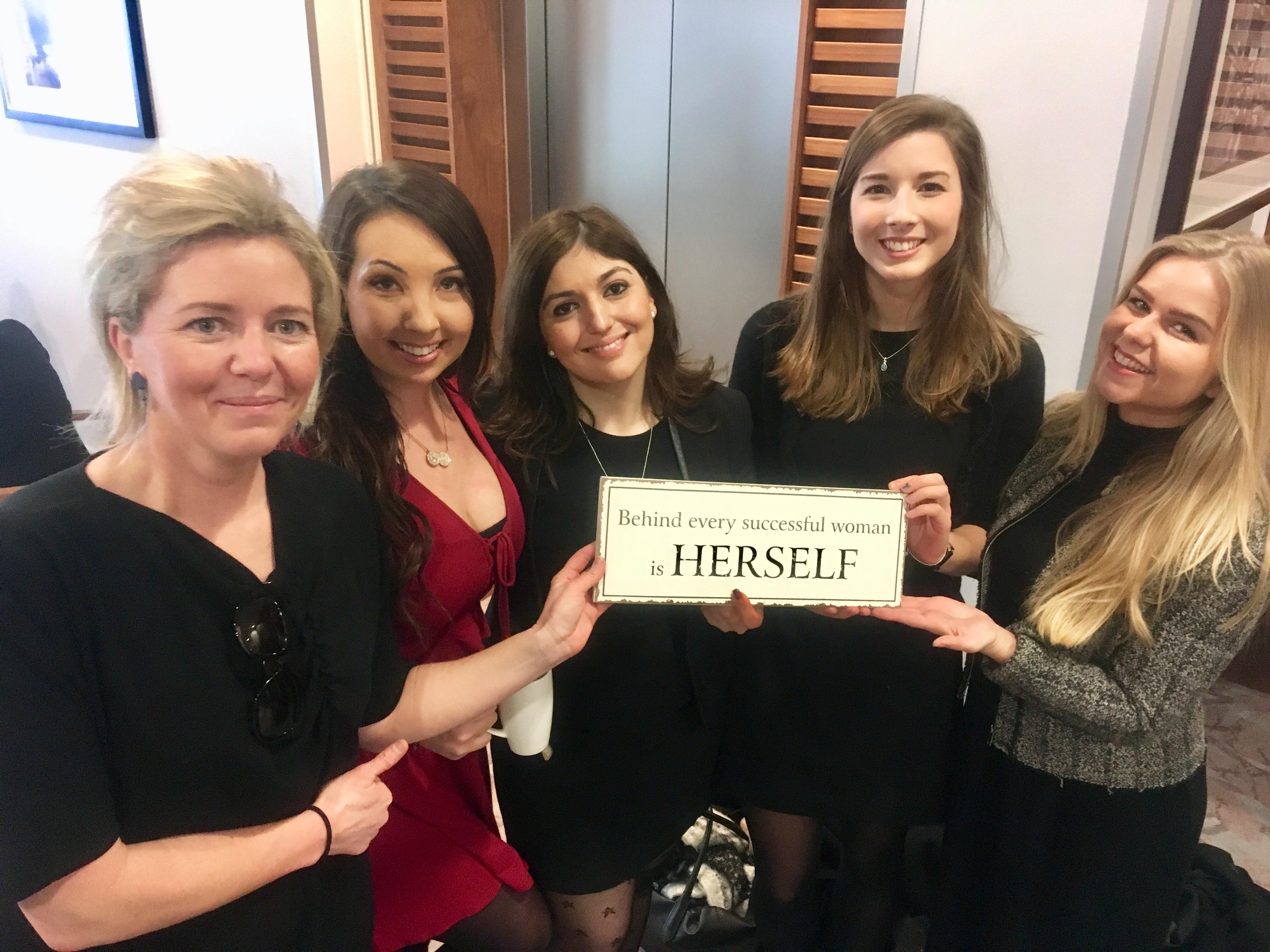 Islington Giving - International Women's Day