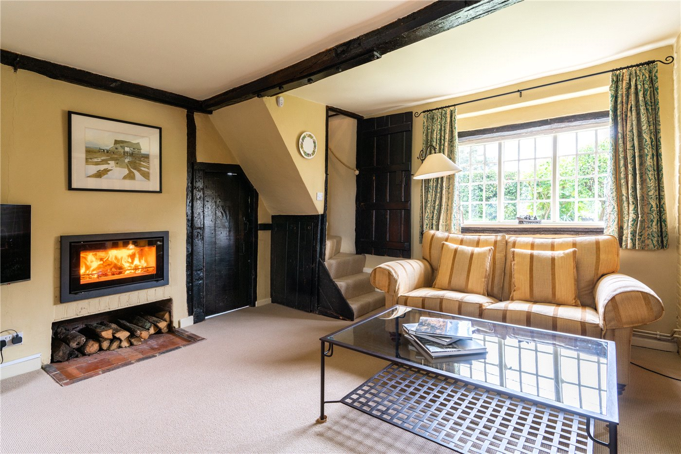stunning Grade II Listed family home in Alciston