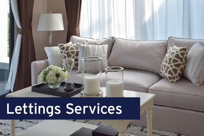 Landlord lettings services